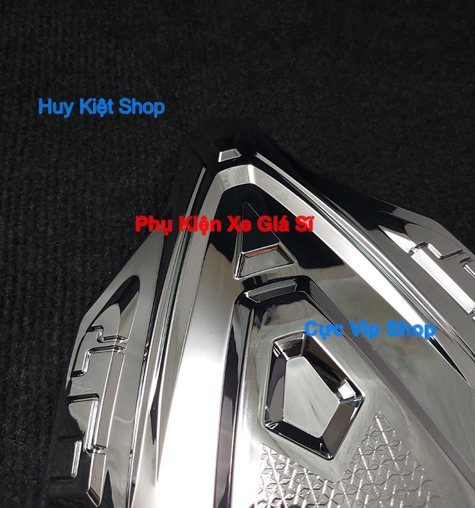Ốp Mão AirBlade 2020 Xi Mạ Inox, Crom MS2486