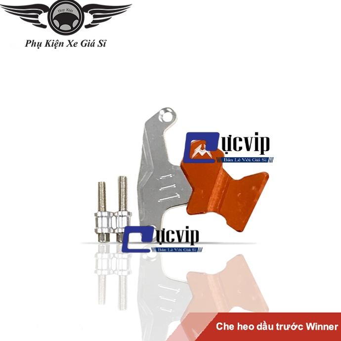 Pat Che Heo Dầu Trước Winner Nhôm CNC MS1460