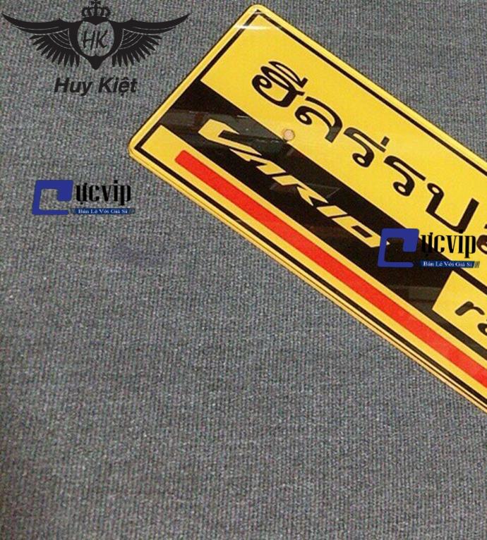 Bảng Tên Mica Chữ Thái Cho Vario MS2539