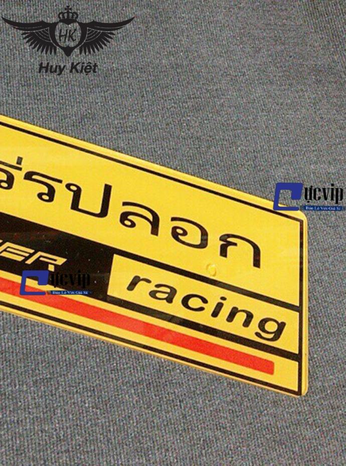 Bảng Tên Mica Exciter Chữ Thái MS2541