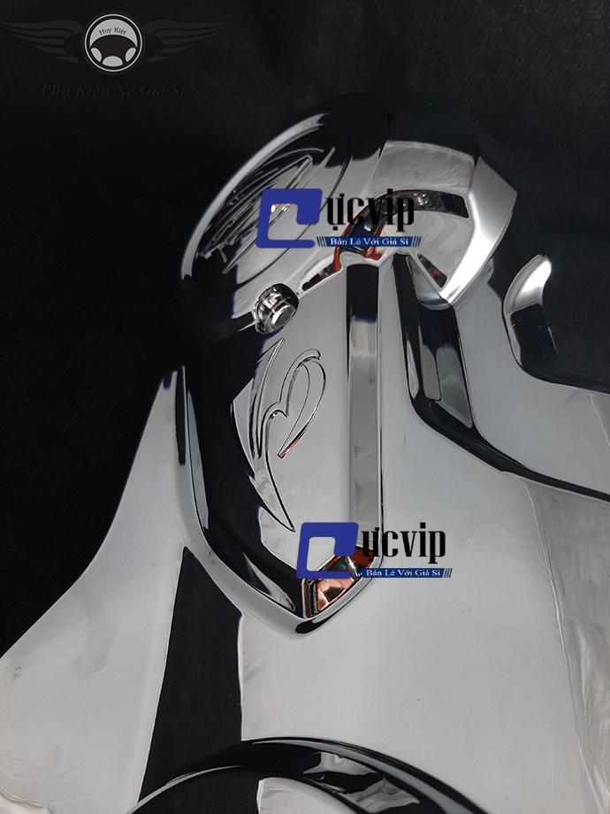 Chụp Lóc Máy Lớn NVX Xi Crom MS2564