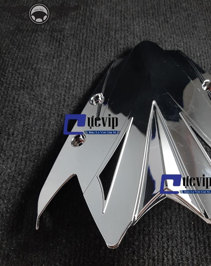 Ốp Mão NVX Xi Mạ Crom, Inox MS2566