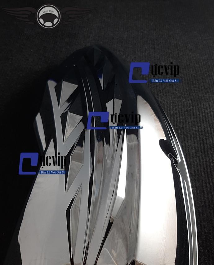 Ốp Pô E NVX Xi Mạ Crom MS 2595