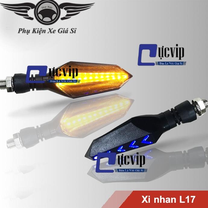 Xi Nhan L17 Cho Xe Winner X, Vario 2018-2019, Exciter 150, MSX Cao Cấp MS2671
