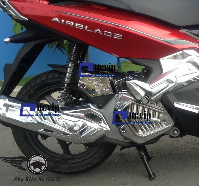 Nắp Nước AirBlade 2020 Xi Mạ Crom MS2685