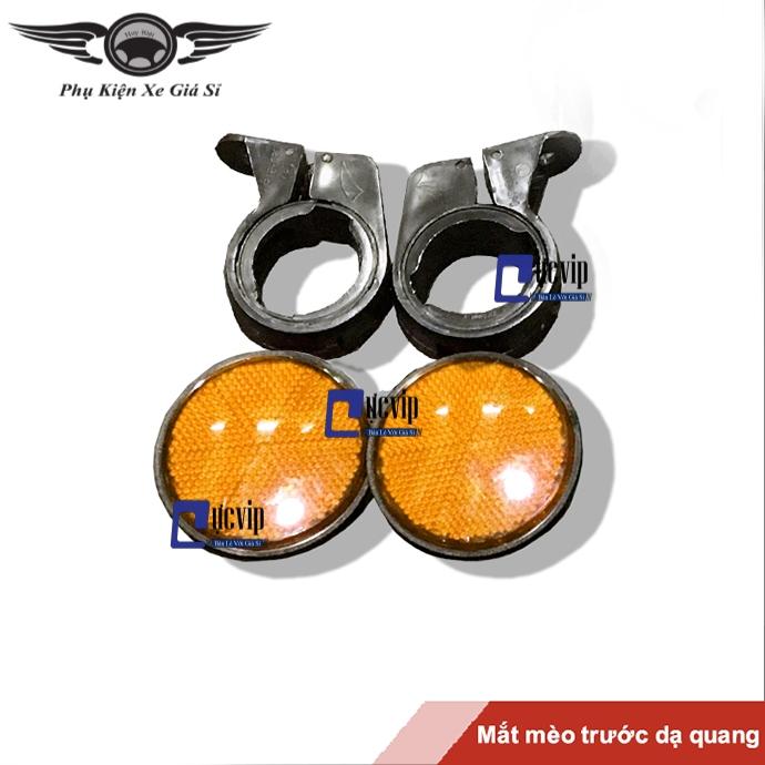 Mắt Mèo Trước Dạ Quang Tròn MS2706