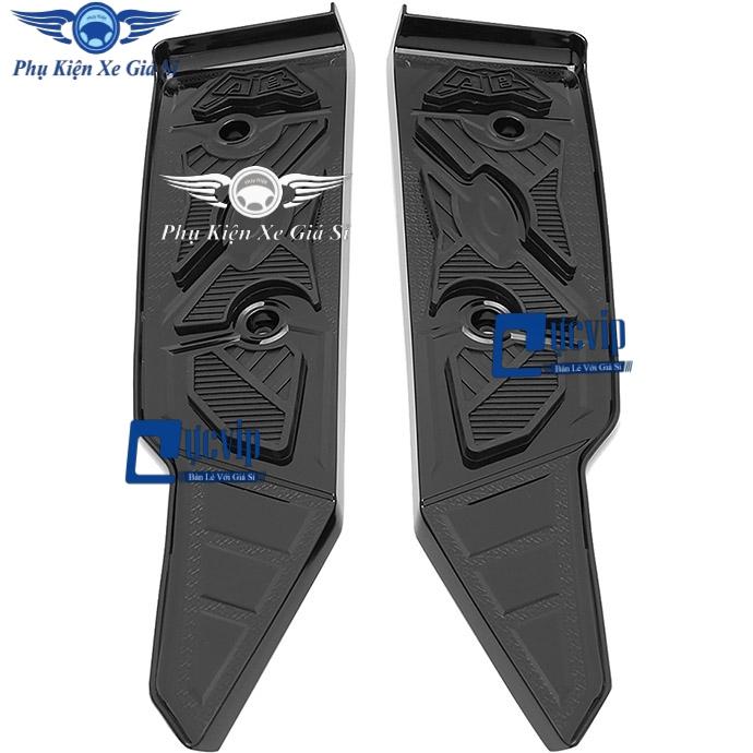 Gác Chân Trước Air Blade 2020 Đen Bóng MS2886