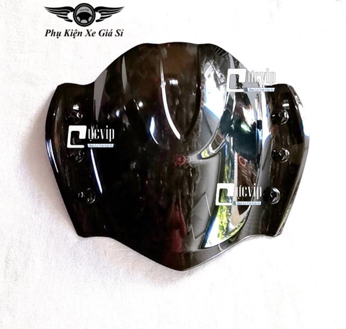 Mão SH 2020 Trong Suốt Màu Đen Khói MS3100