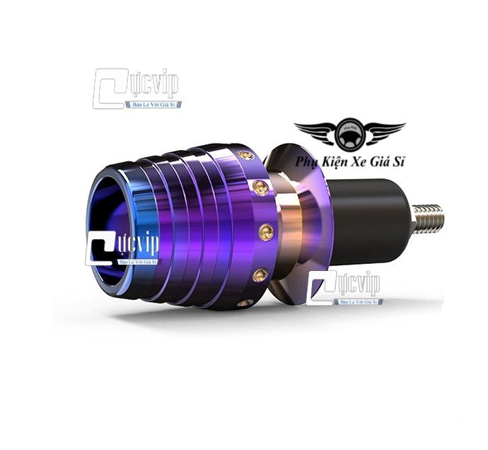Cặp Gù Tay Lái CNC Titan Cho Mọi Loại Xe MS3116