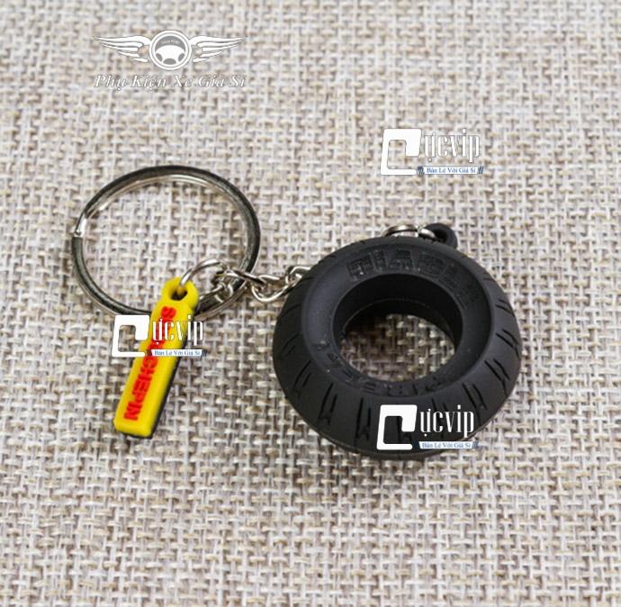 Móc Chìa Khóa Kiểu Bánh Xe MS3119