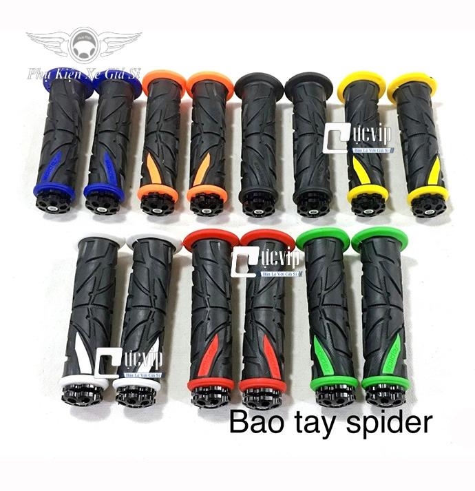 Cặp Bao Tay Spider Kèm Gù Cao Cấp MS3161