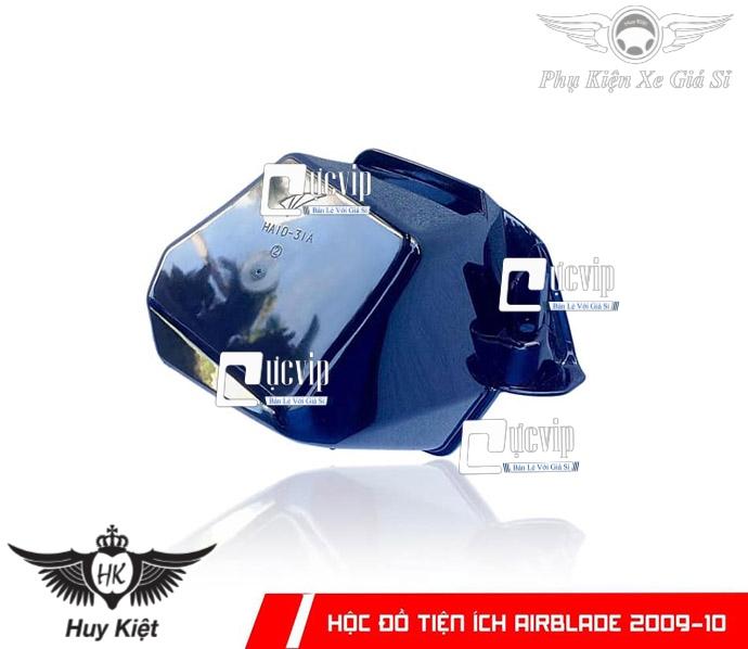 Hộc Đựng Đồ AirBlade 2009 - 2010 Full Đen MS3212