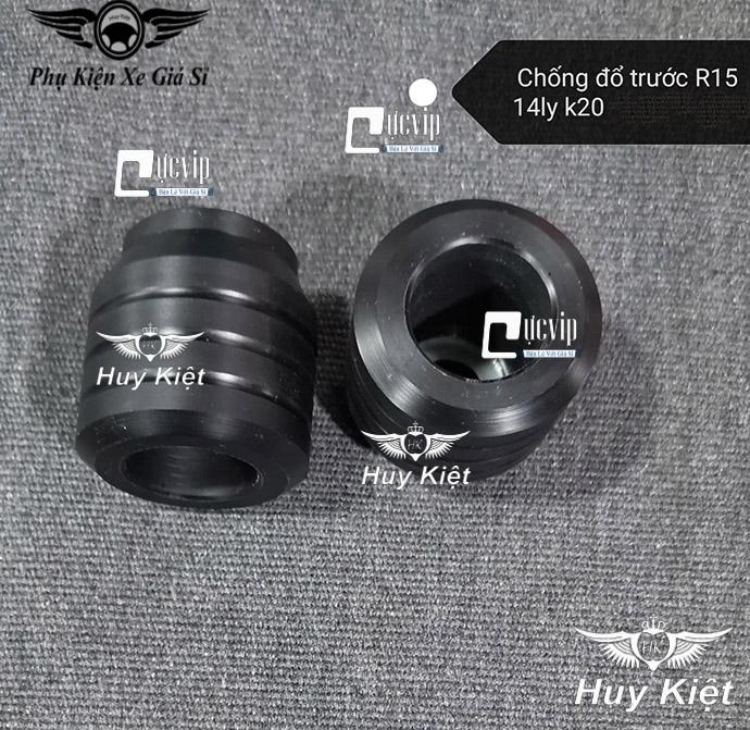 Combo Chống Đổ Moto Trước + Sau Cho R15, TFX, FZ MS3235