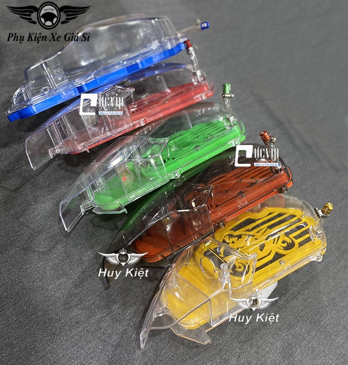Ống Xả Cặn Kiểng Pô E Cho Vario, Vision, SH, SH Mode, PCX, NVX, AirBlade MS3244