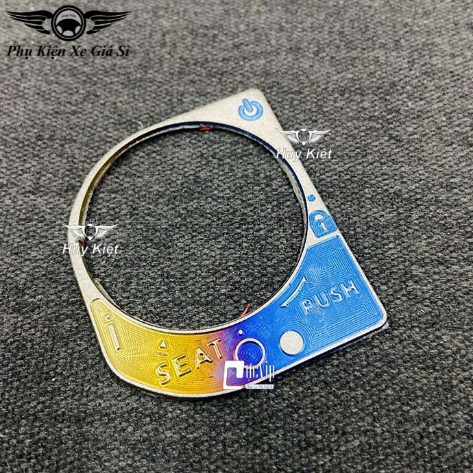 Tem Dán Ổ Khóa Smartkey Titan Cho Xe SH MS3317