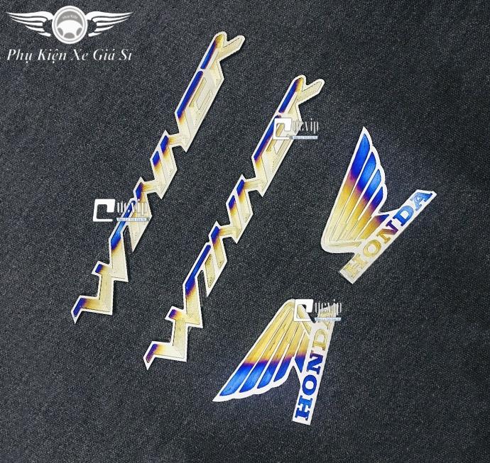 Combo 2 Tem Chữ Winner Và Logo Cánh Chim Lớn Titan MS3356