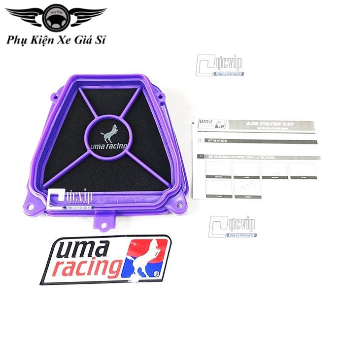 Lọc Gió Độ Uma Racing Cho Winner 150, Winner X, Sonic 150, RS150R MS3366