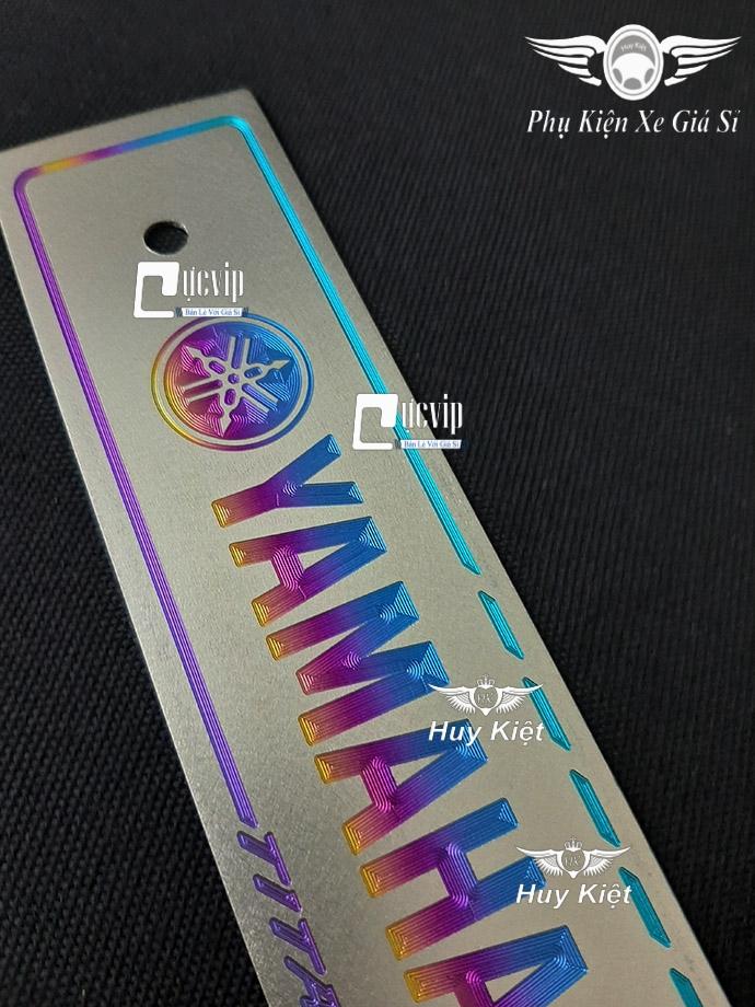 Bảng Tên Yamaha Titan (Mẫu Titan Điện Phân) MS3498