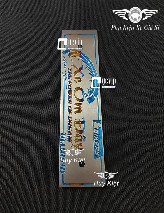 Bảng Tên Titan Xe Ôm Đây MS3499
