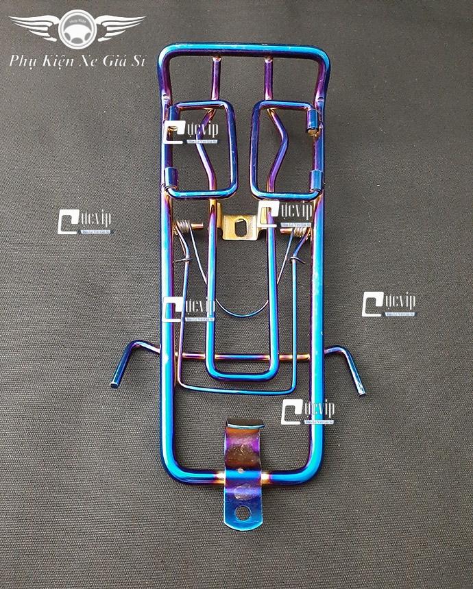 Baga Giữa Exciter 135 ( 2011 - 2014) Inox Xi Titan L2 MS3531