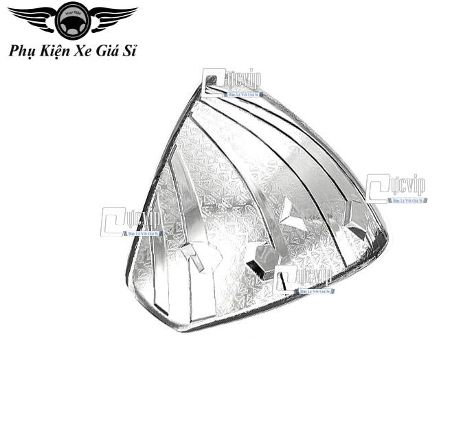 Ốp Chỉ Mũi Nhỏ SH Mode 2020 Xi Inox, Mạ Crom MS3543
