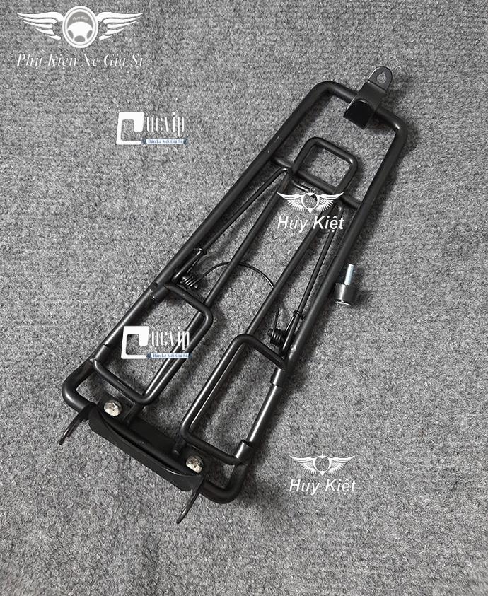 Baga Giữa Exciter 150 (2015 - 2020) Sơn Tỉnh Điện Đen MS1631