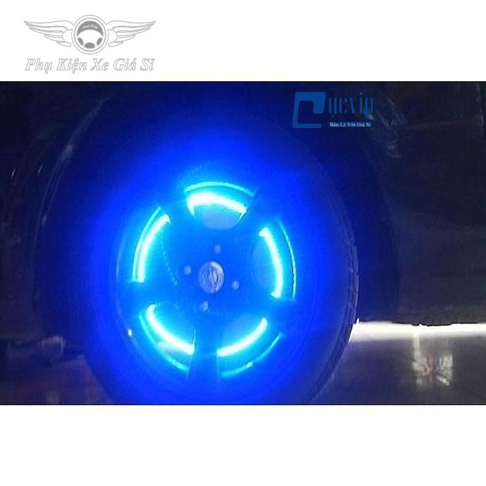 Cặp Van Vòi Xe Máy Đèn LED MS3049