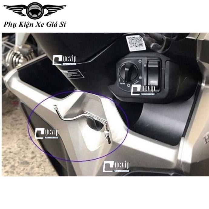 Móc Treo Đồ Xe Vario 2015 - 2020 Inox MS3563