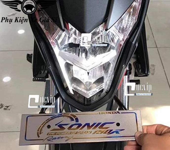 Pat Gắn Bảng Tên Sonic MS3672