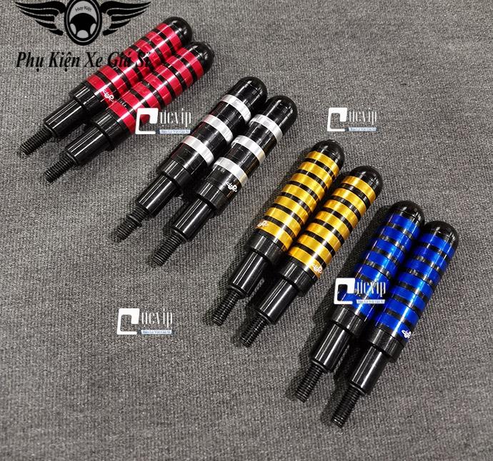 Chống Đổ Sau Nhôm CNC K27 Cho Exciter, Winner, Raider, satria, Sonic MS3965