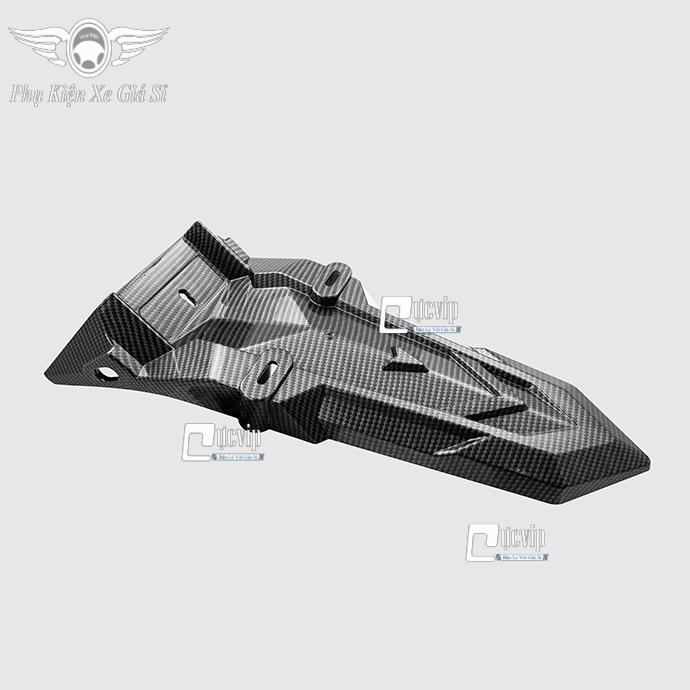 Dè Sau Exciter 2021, Exciter 155cc Carbon Malaysia (Không Kèm Xi Nhan) MS3973