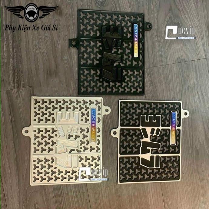 Che Kết Nước Nhôm CNC Gắn Xe Exciter 135 (2011 - 2014) + Logo Yoshimura Titan MS4075
