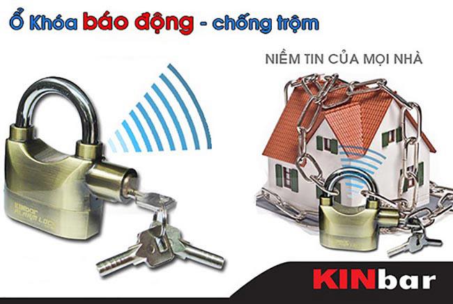 khoa bao dong chong trom kinbar