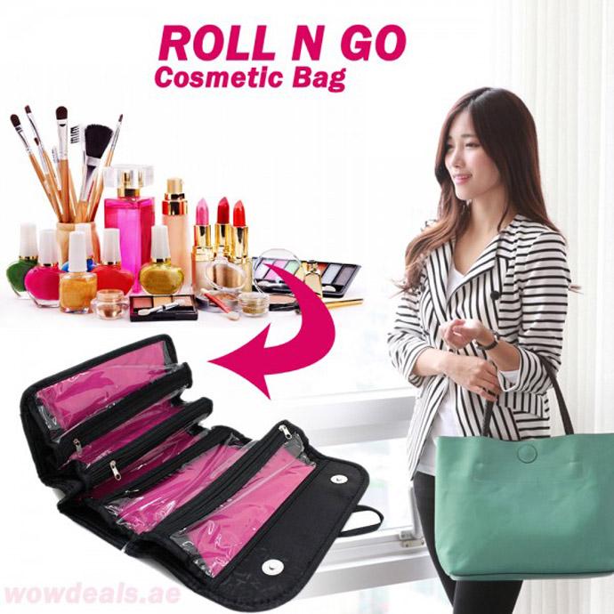 Túi Dựng Mỹ Phẩm Thu Gọn Roll-N-Go MS810