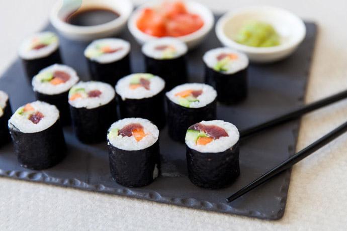 Máy Cuộn Sushi Siêu Tốc MS804