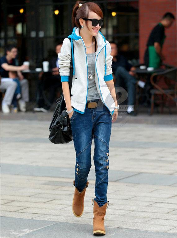 ao khoac nu kute style fashion