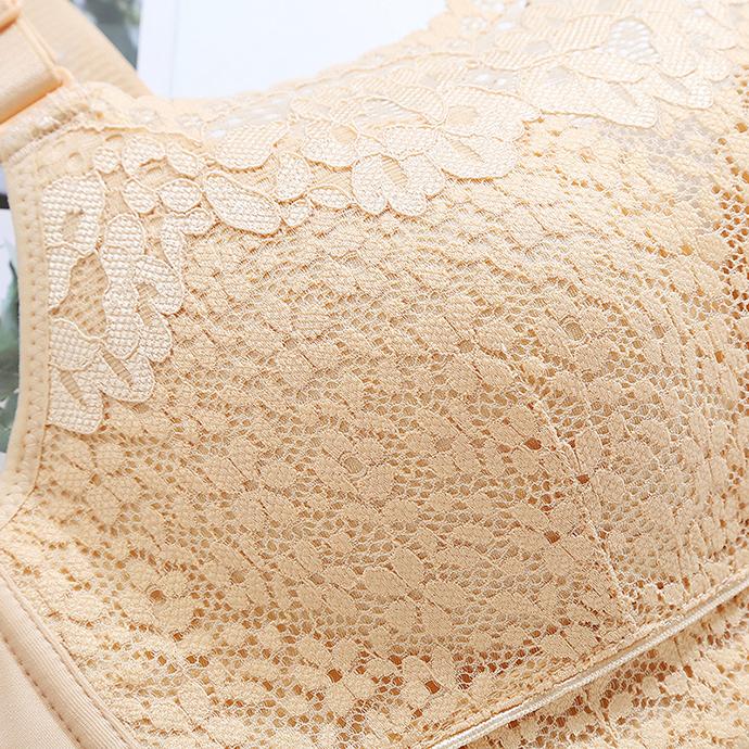Áo Ngực Đẹp Nhất MS1271 Kem