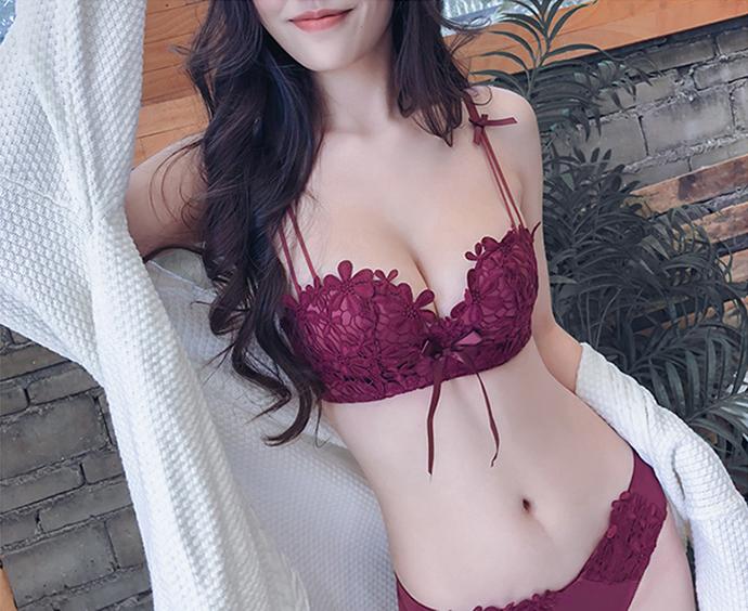 Áo Nịt Ngực Cho Nữ Cao Cấp MS1275 Đỏ