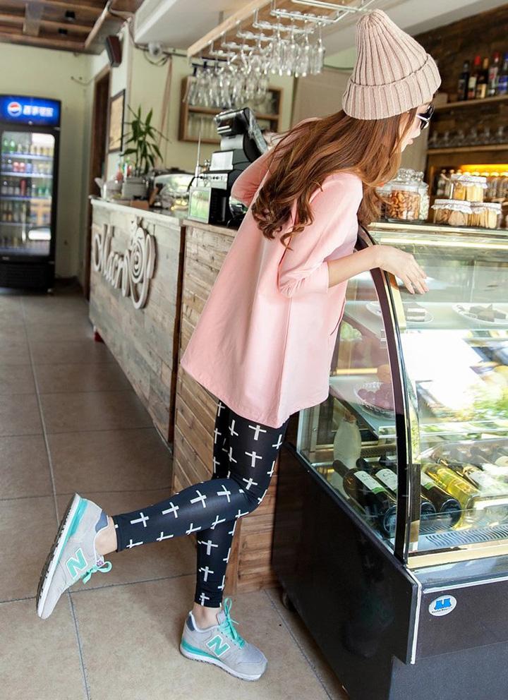 Quần Legging Đẹp Style 2