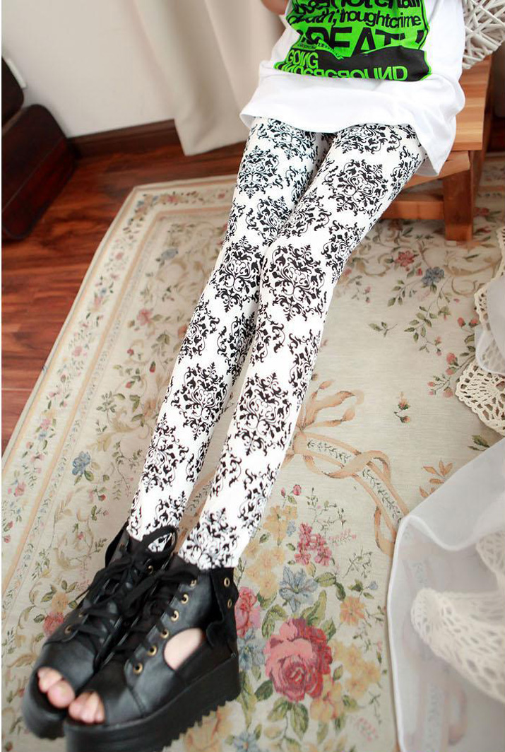 Quần Legging Đẹp Style 4