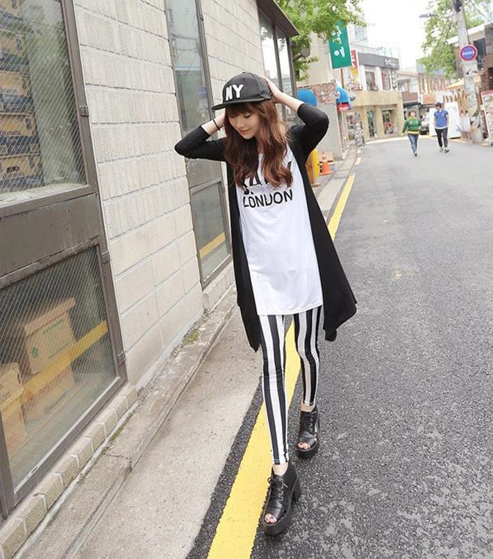 Quần Legging Nữ Style 5