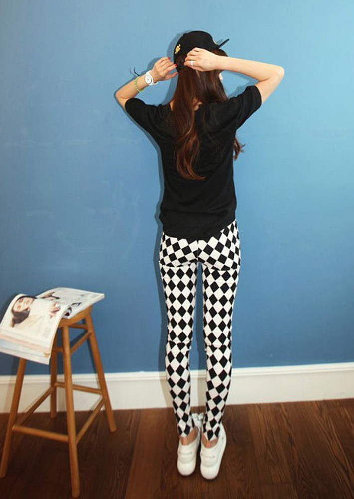 Quần Legging Nữ Style 6