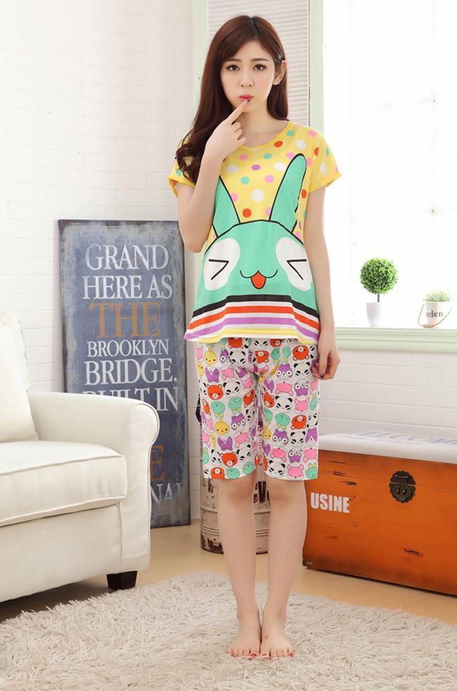 đồ bộ đẹp mặc nhà pikachu