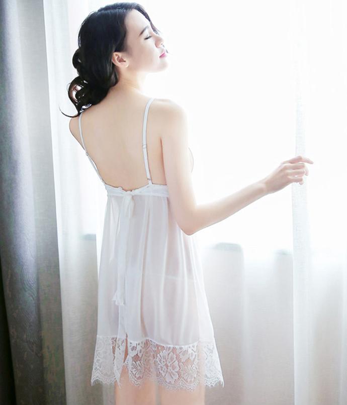 Váy Ngủ Cực Mỏng MS1070
