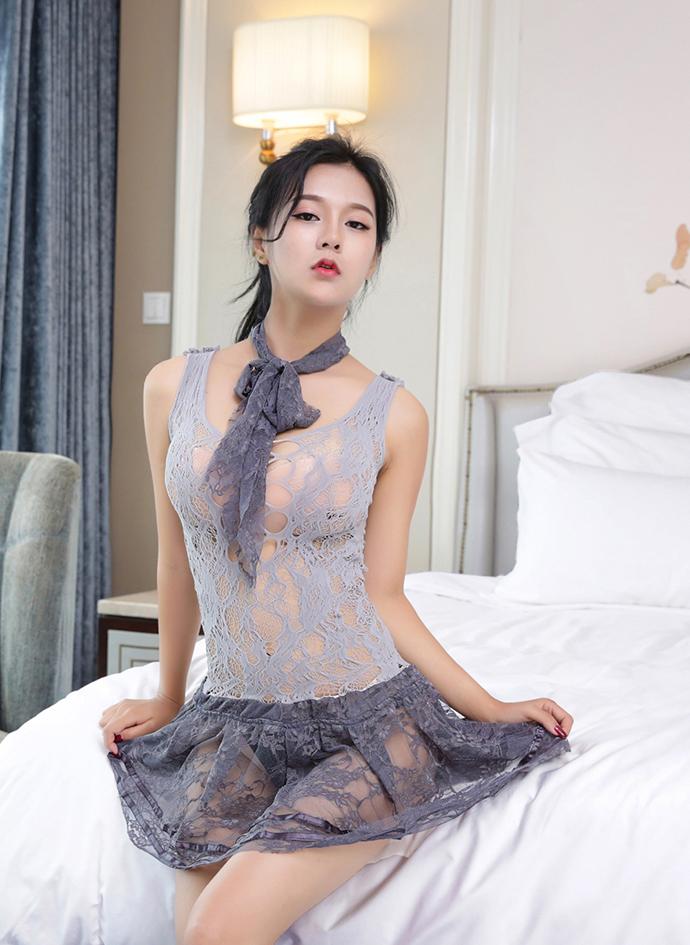 Áo Ngủ Siêu Mỏng Đẹp MS1097
