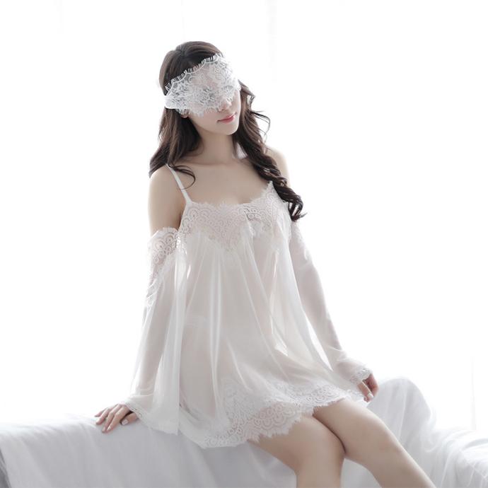 Áo Ngủ Mỏng Khiêu Gợi MS1101