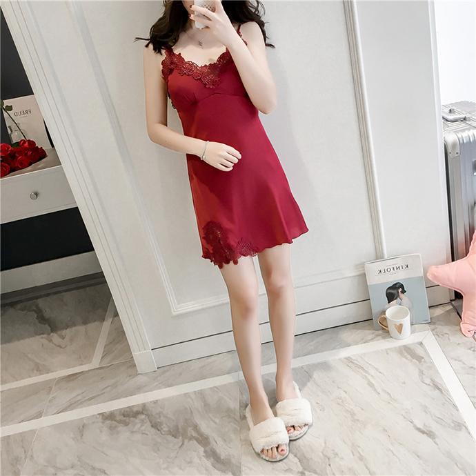 Váy Quyến Rũ MS1108 Đỏ