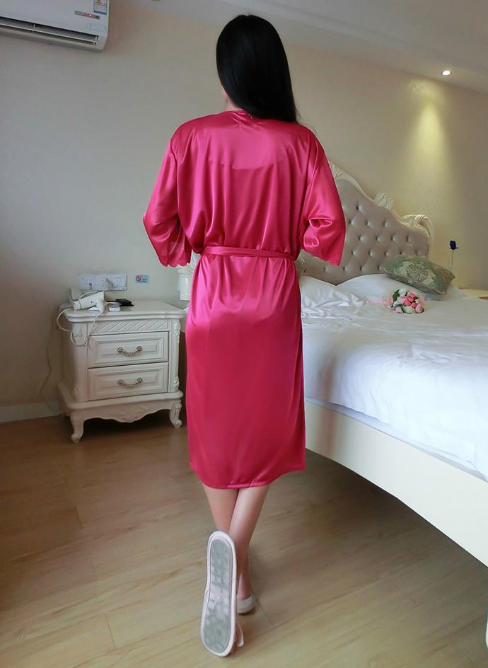 Váy Ngủ Cao Cấp MS1110 Đỏ
