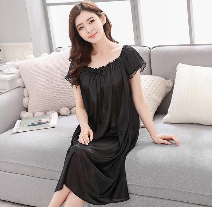 Váy Đẹp Quyến Rũ MS1115 Đen