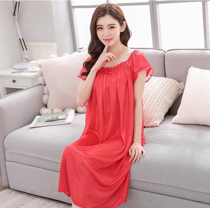 Váy Đẹp Quyến Rũ MS1115 Đỏ